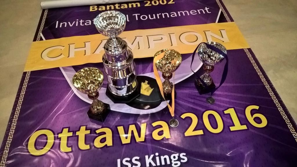 ISS Kings Elite Major Bantam 2002 Invitational Tournament Ottawa