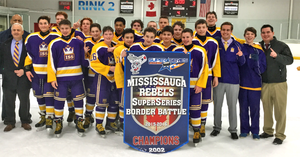 Champions: Mississauga Super Series
