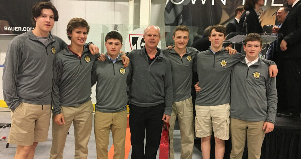ISS Kings with Mark Howe World Selects Philly